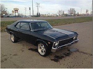 1969 Nova, owned by Trina and Ryan Lawrence