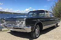 1966 Chrysler New Yorker, owned by Ken Wittig