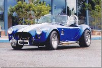 1967 Cobra owned by Henry Peterson.