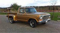 1979 Ford Pick-up Truck, owned by George & Kristina Dougherty